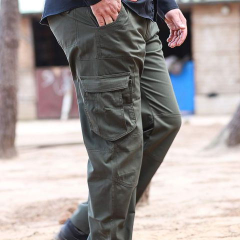 Bering Tactical Trousers