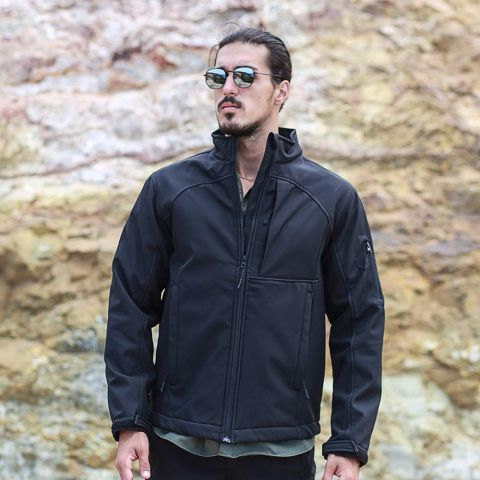 Logan Tactical Softshell Coat